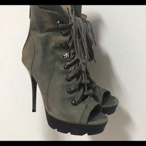 Shoes - Jean Michael Cazabat boot heels